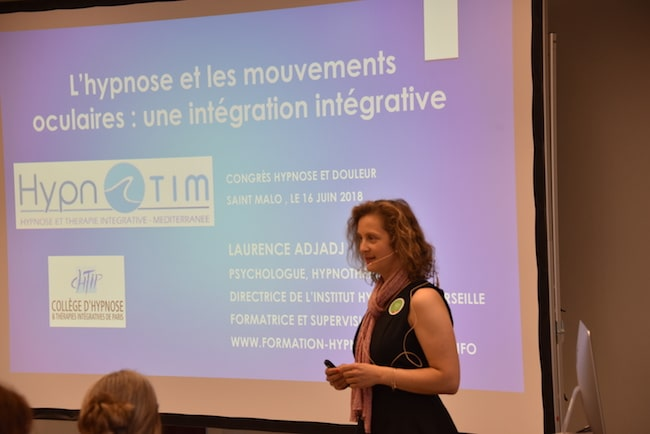Formation Thérapeutes Praticiens IMO Paris, Integration Mouvements Oculaires
