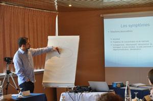 Conférences et Débats avec le Dr Philippe Aïm. Psychiatre, Psychothérapeute, Hypnothérapeute.
