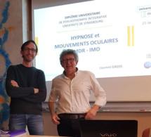 Formation Psychotraumatisme EMDR - IMO à Paris et Marseille. Intégration des Mouvements Oculaires en thérapie.
