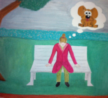 Le petit chien des vacances - Le Retour (partie 2). Par Véronique LOVENS, sexologue, sexothérapeute à Paris et à Liège